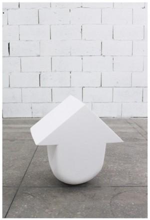 Placemark_styrofoam_44.5x46x26cm_2010